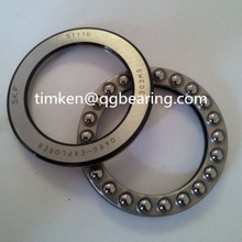 High precision bearing 51110 thrust ball