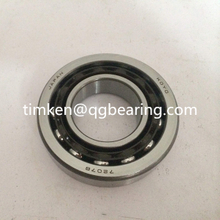 KOYO bearing 7207 angular contact ball bearing