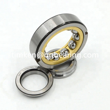 QJ203N2MA/C2L four point angular contact ball bearings